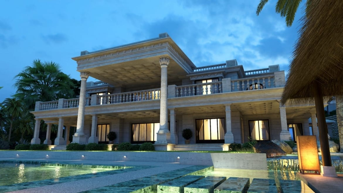 Luxury Villa Eleah Sotogrande