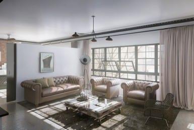 Babel Premium luxury lofts Malaga