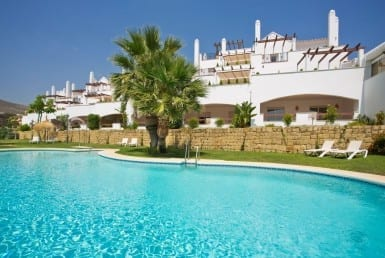 Aloha Royal Brand new apartments and.penthouses in Nueva Andalucía