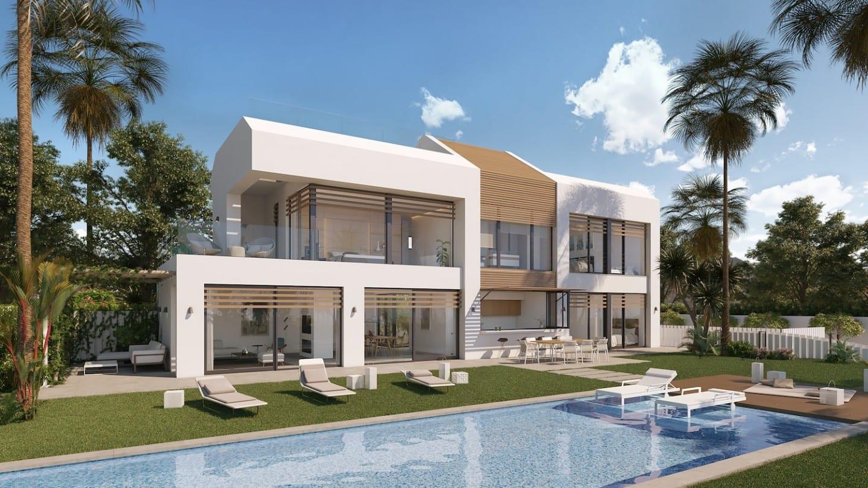Imare beachfront luxury villa