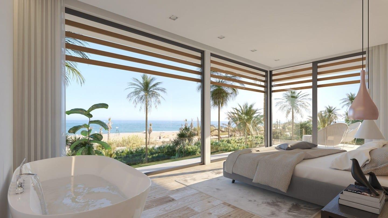 Imare beachfront luxury villa new golden mile