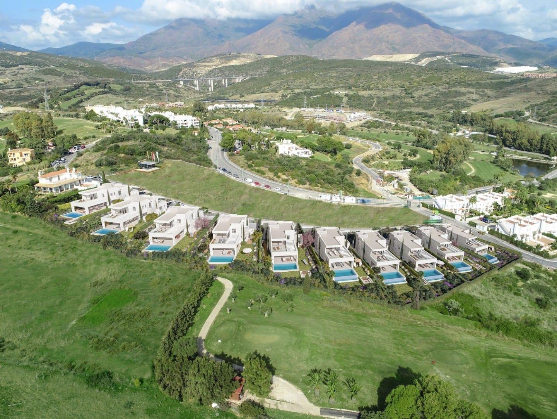 Takara villa Estepona Golf