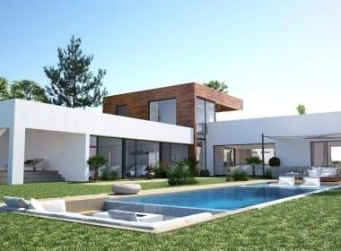 Contemporary designer villa Los Monteros