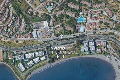 Hotel Land for sale Estepona Investo International