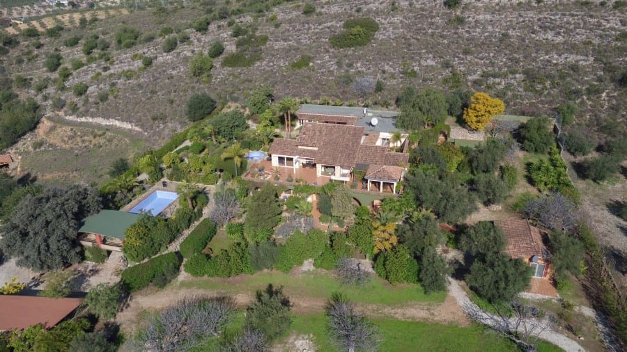 country home Tolox, bed & breakfast, finca - Investo International