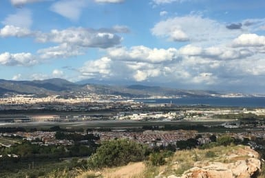 Plot for hotel project for sale in Churriana